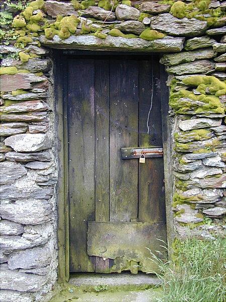 irische Tür