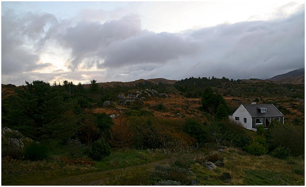 Irischer Novembermorgen...