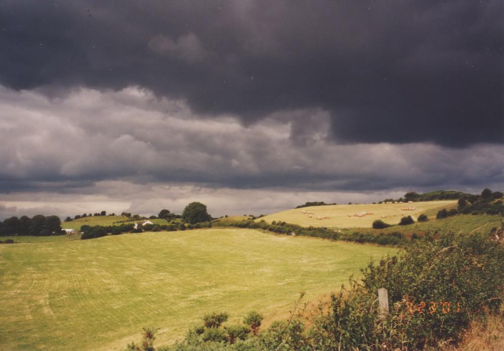 Irisches Wetter