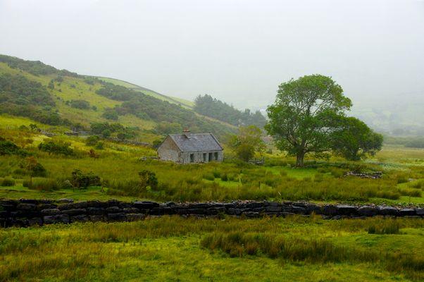 Irisches Wetter in Irland