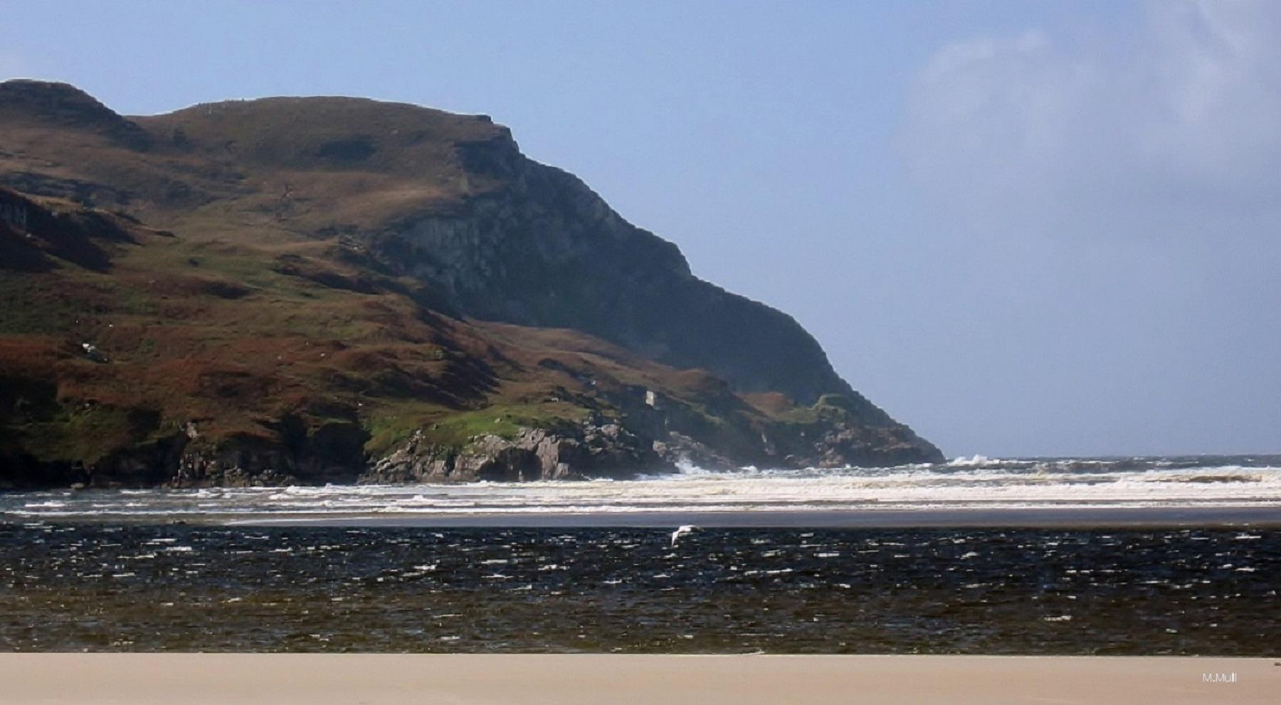 Irish coastline III