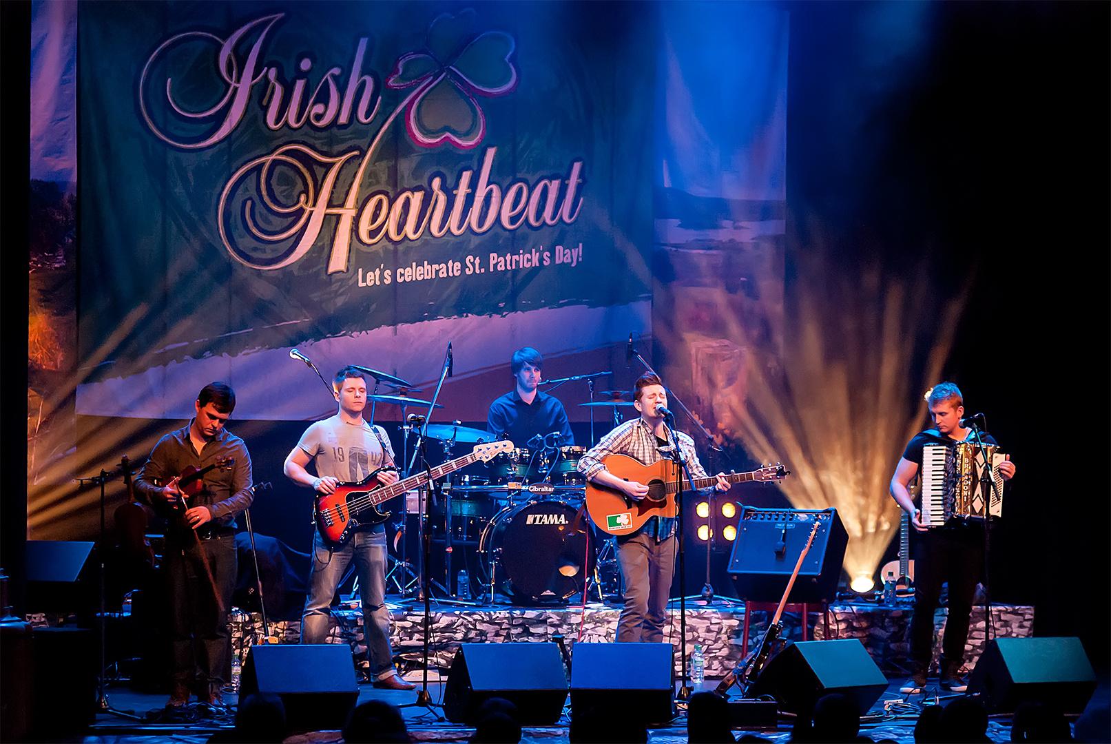 Irish Heartbeat 2013 - Skerryvore