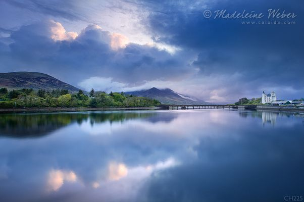 Irish Landscape Photography Ring of Kerry - historical Cahersiveen
