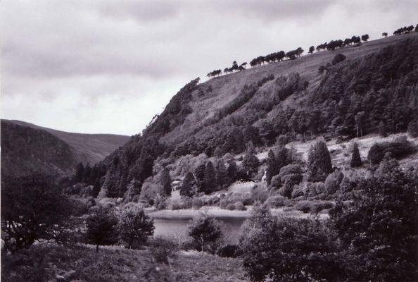 Irish mountain