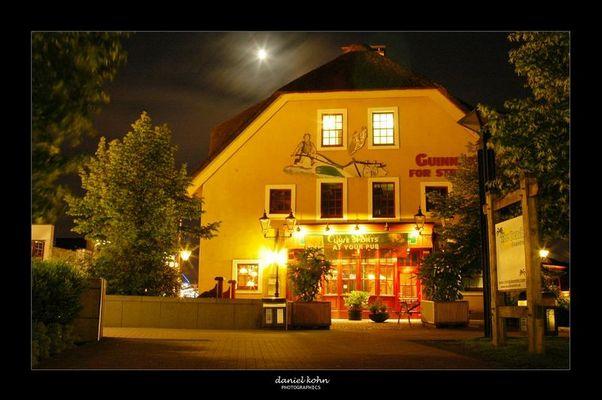 Irish Pub by Night