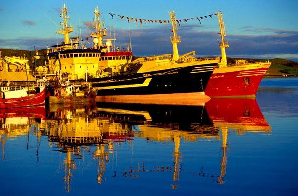 Irish Trawler
