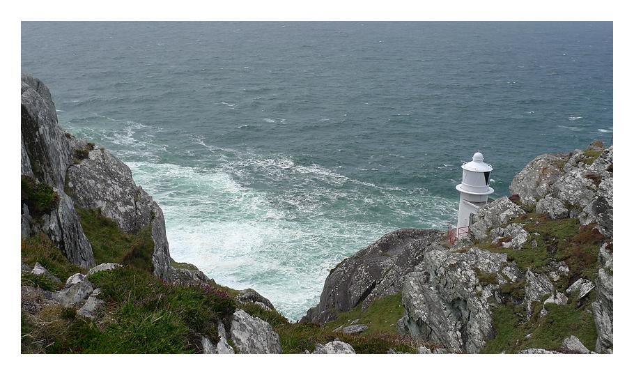 Irland 2009 - Sheep's Head Lighthouse