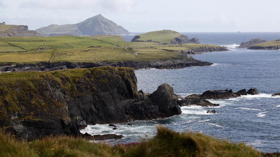 Irland 2011 -XV - Valentia Island