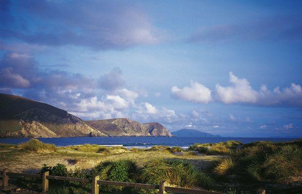 irland -archill island_keel