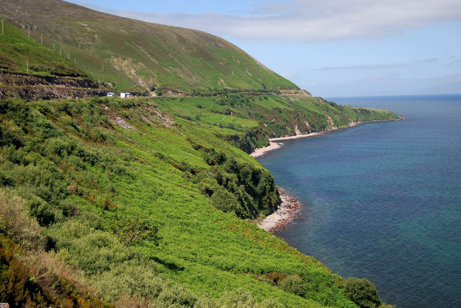 Irland - Atlantik Küste