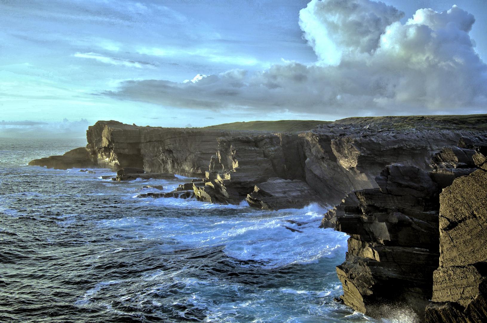 Irland Atlantikküste County Kerry