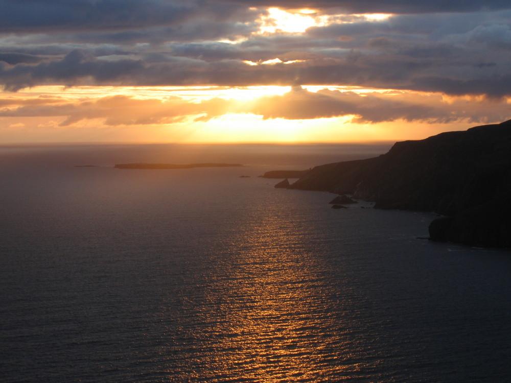 Irland - Bunglass - The Cliffs