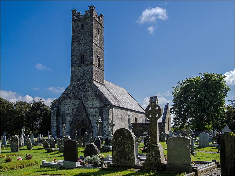 Irland, Clonfert Cathedral
