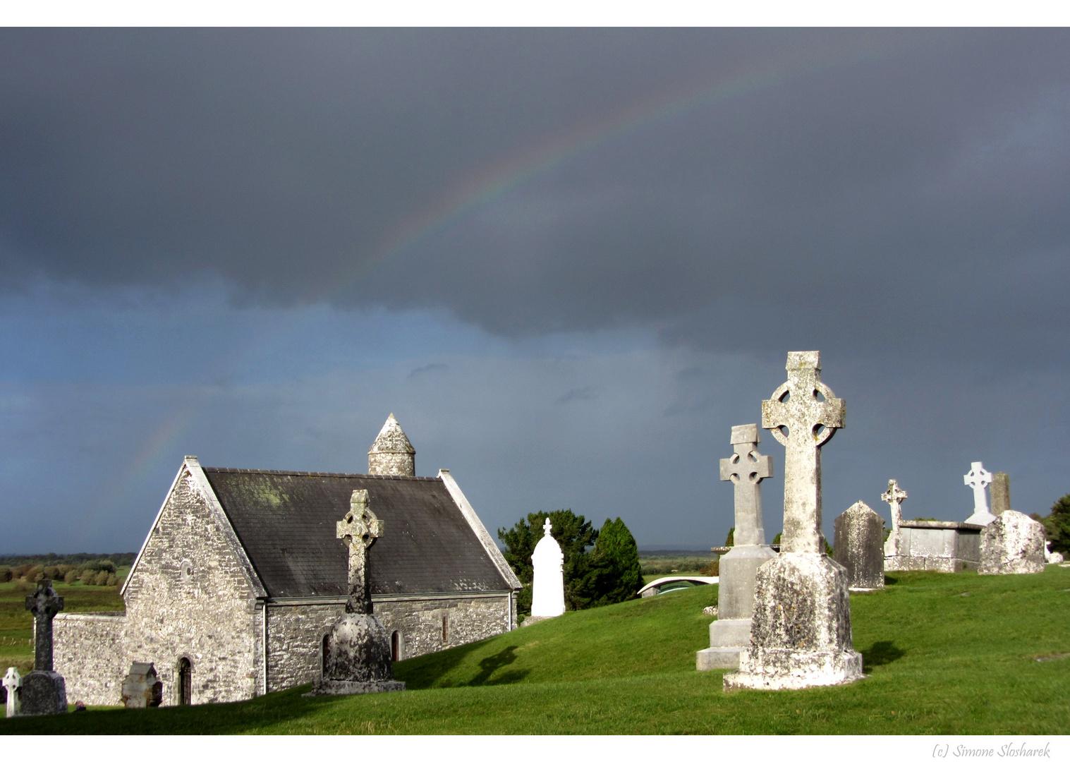 ~ Irland: Clonmacnoise I ~