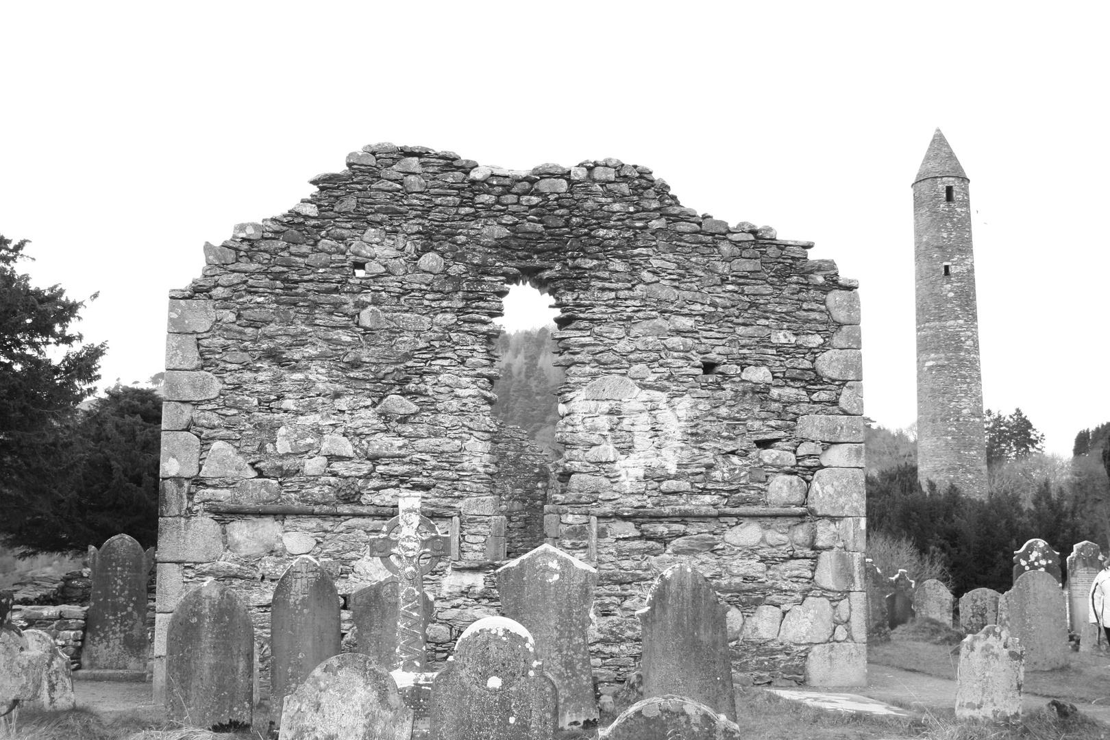 Irland Glendalough No.1