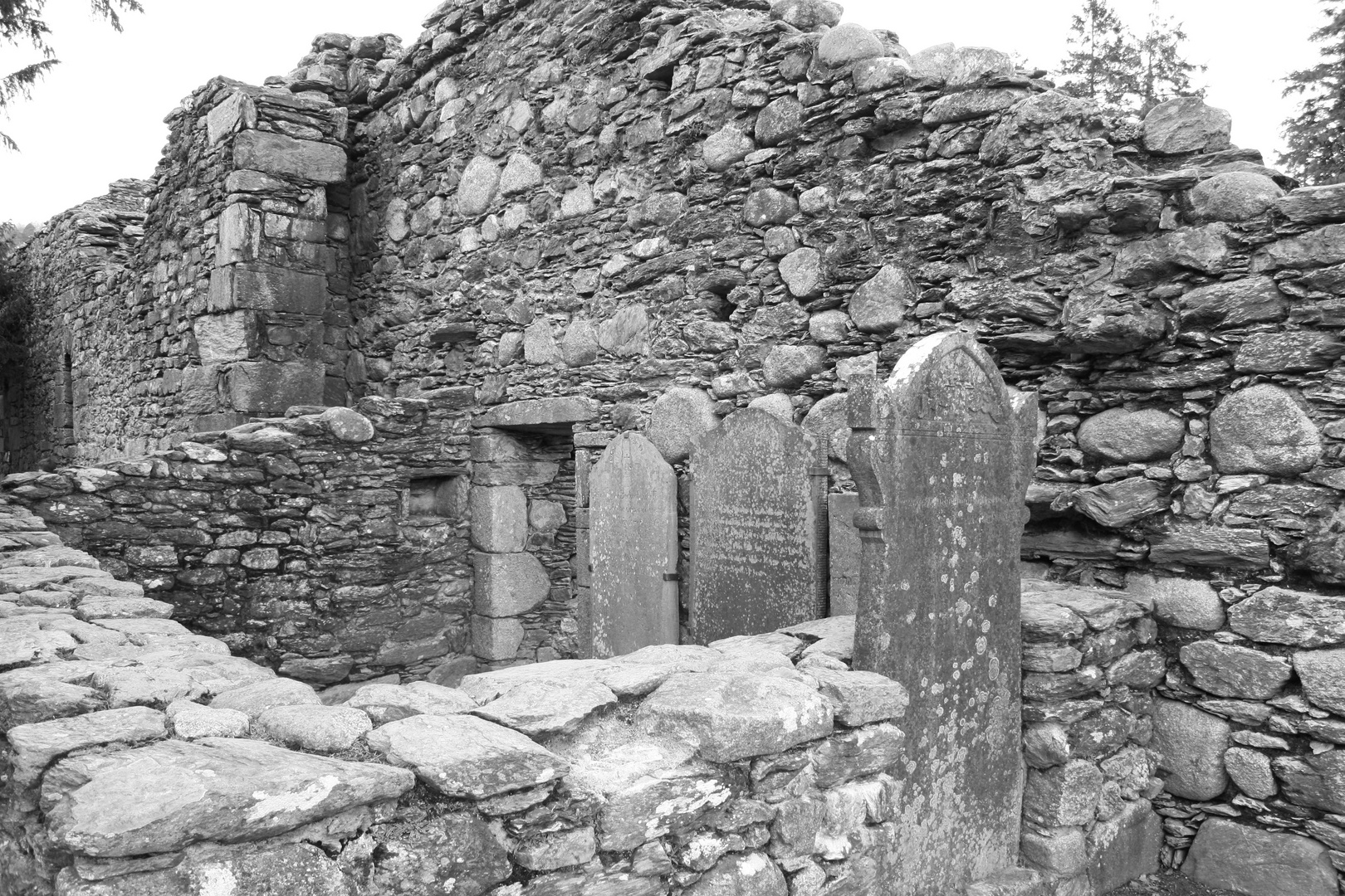 Irland Glendalough No.3
