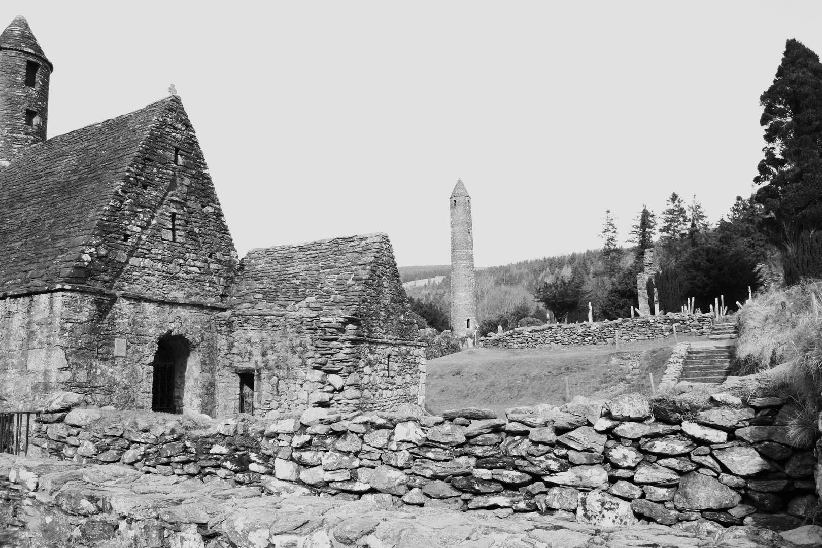 Irland Glendalough No.6
