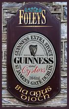 Irland - Guinness and Oysters