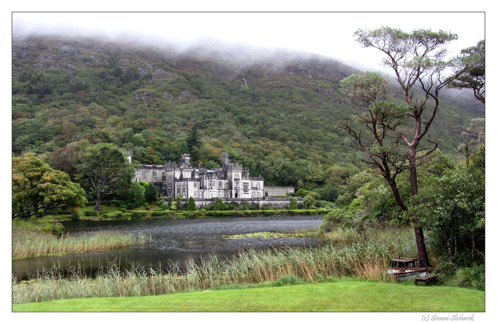 ~ Irland: Kylemore Abbey ~
