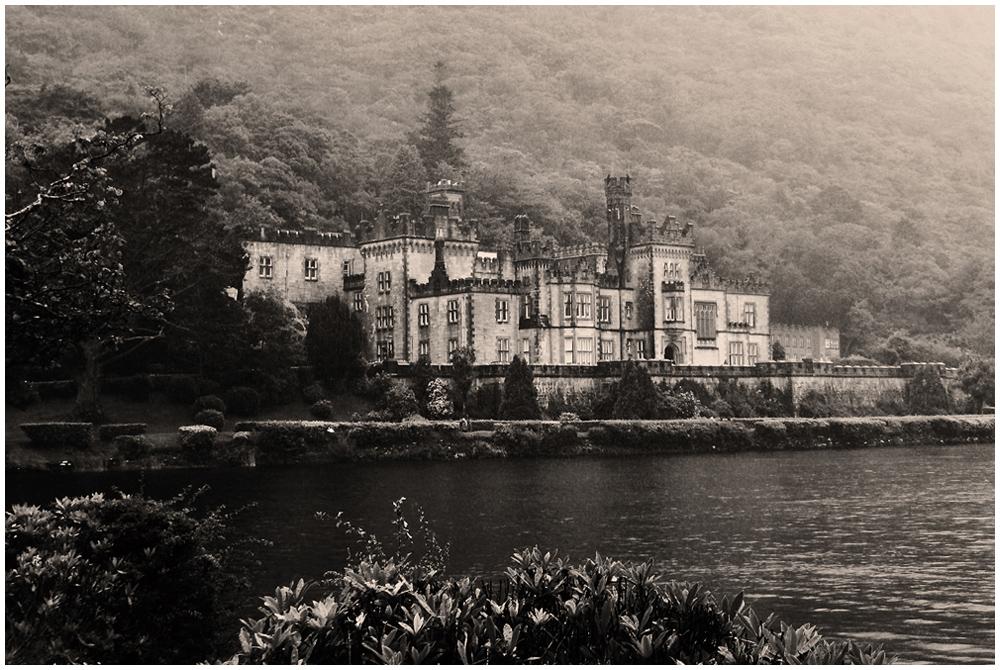 Irland - Kylemore Abbey