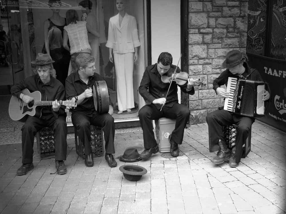 Irland ohne Musik?
