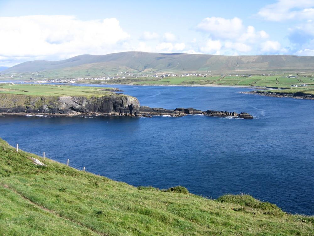 Irland - Ring of Kerry - Skeleton