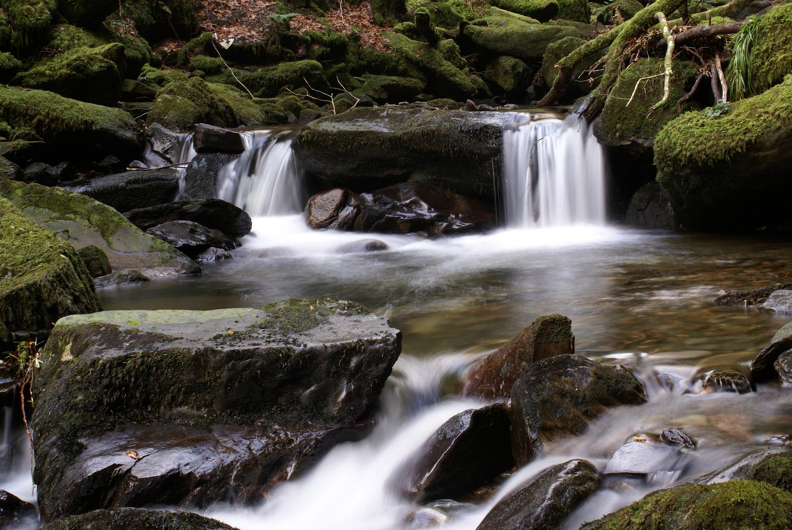 Irland - Torc Waterfall