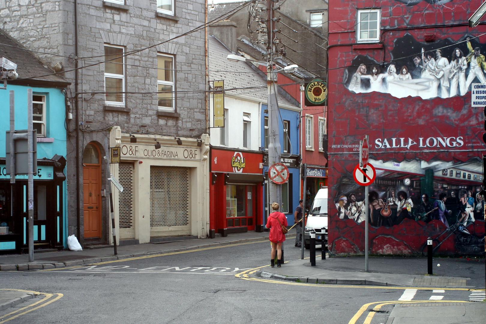 Irland VI.- Galway