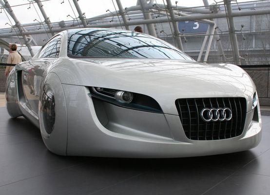 IRobot Audi