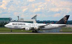 Iron Maiden in München