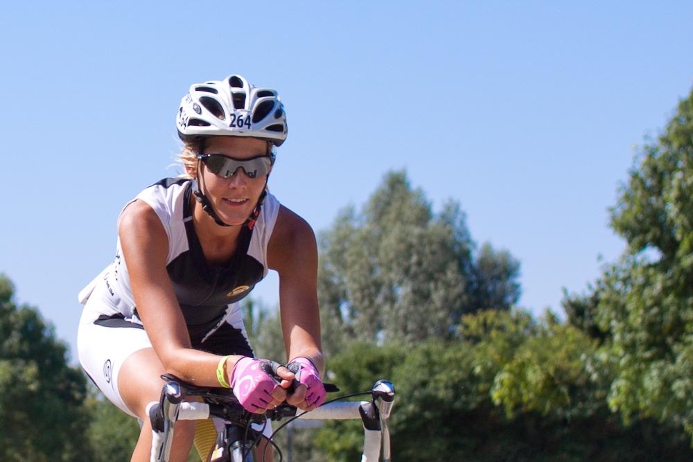Ironwoman Jenny Moetefindt