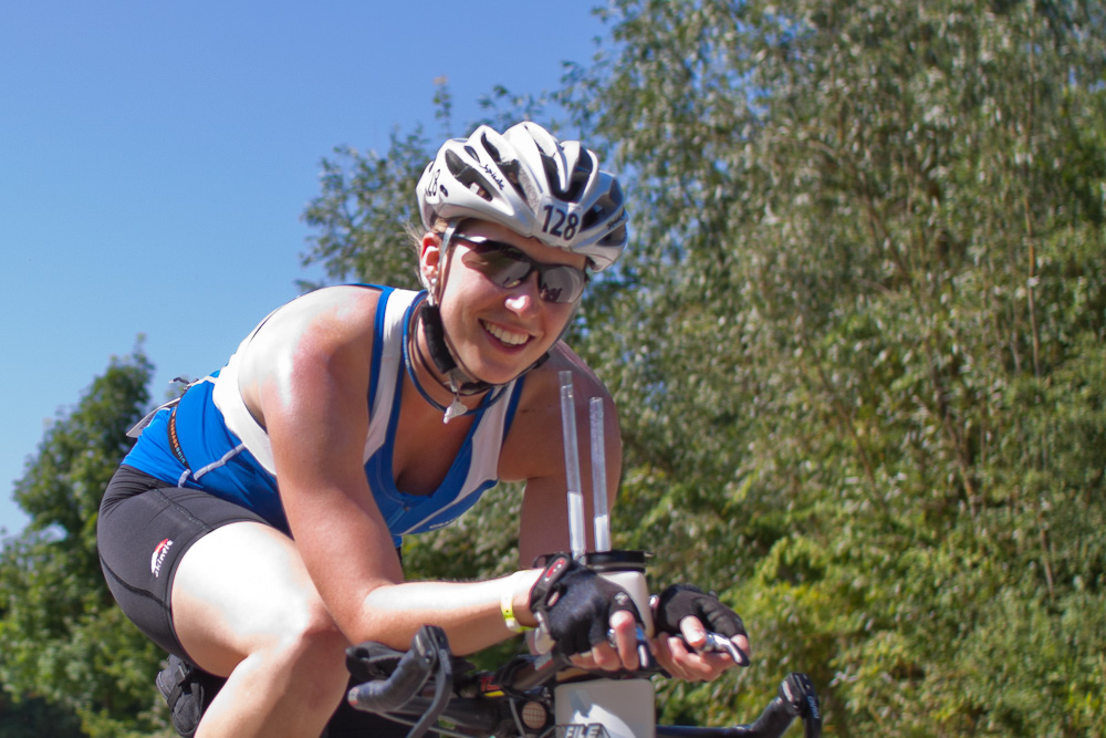 Ironwoman Shirin Brucker