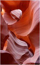 Irrungen Wirrungen im Antelope Canyon
