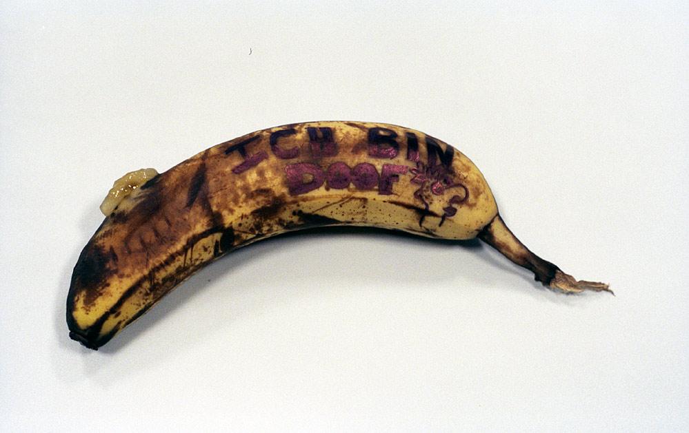 is Banane Du Pflaume