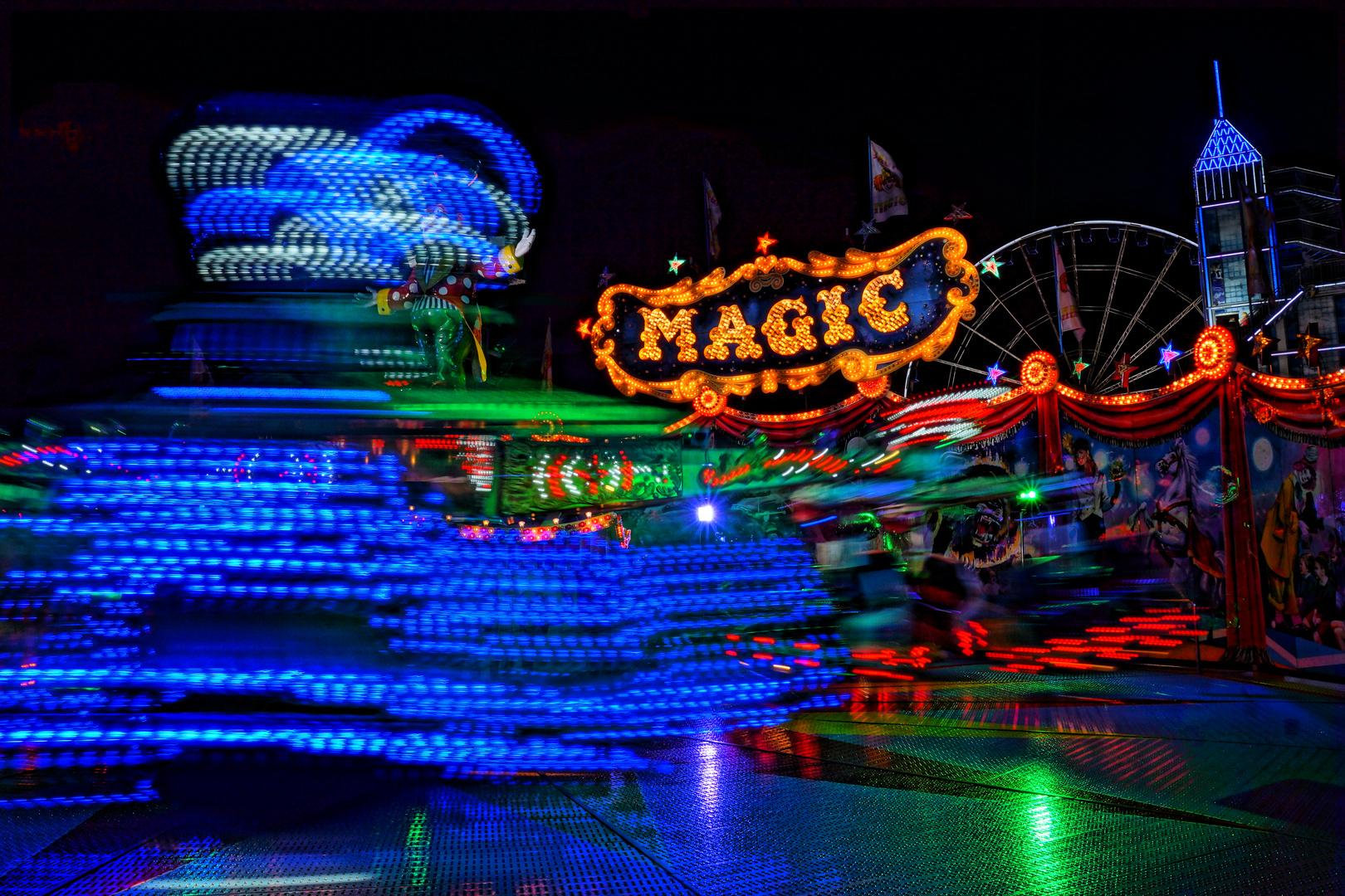 is magic