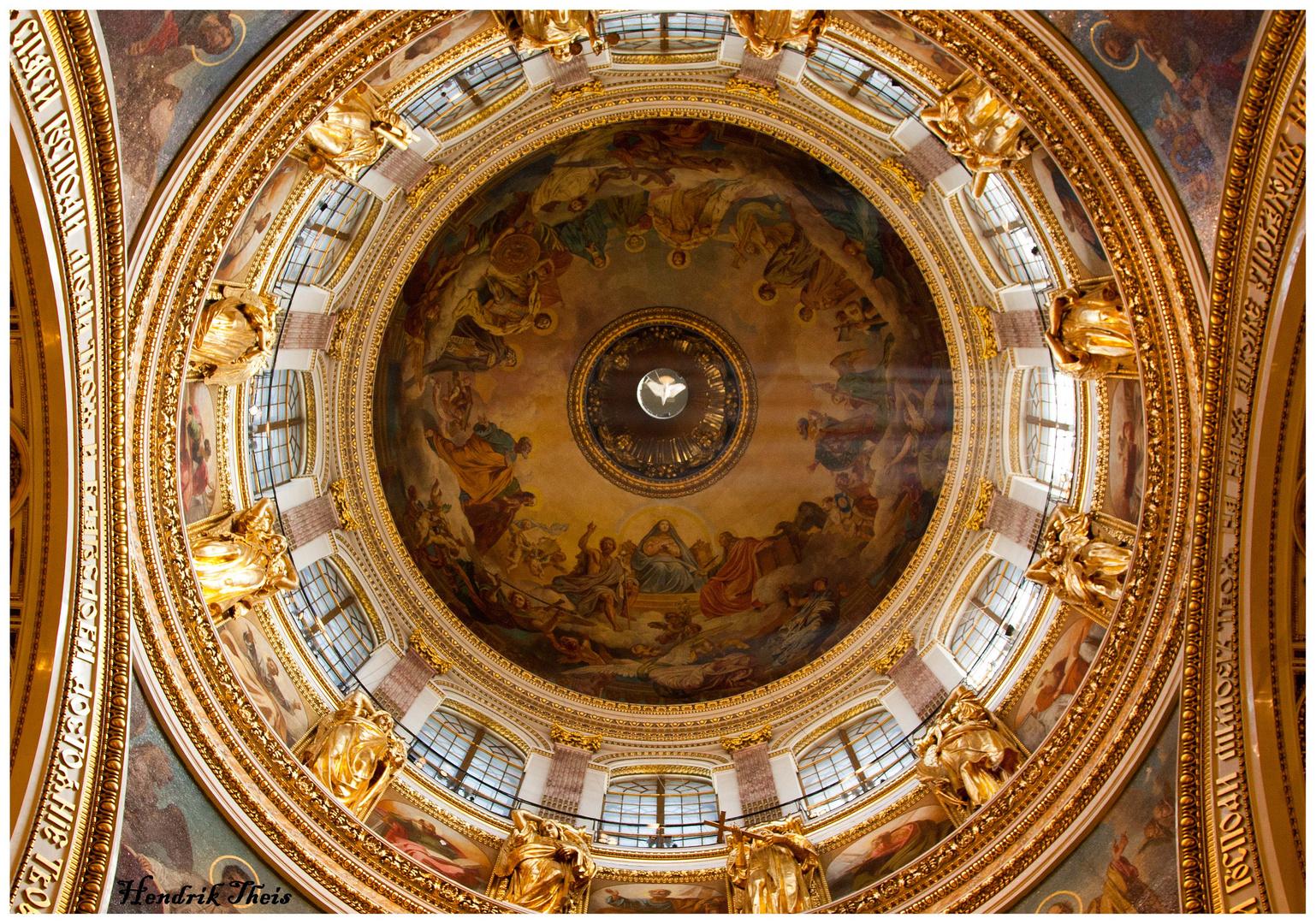 ~ Isaakskathedrale St. Petersburg ~