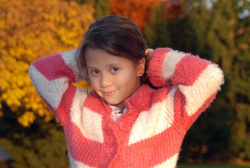 Isabella im Herbst