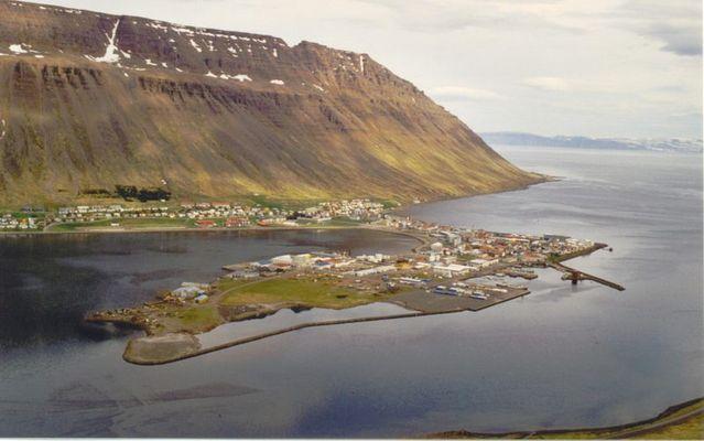 Isafjördur, Westfjorde
