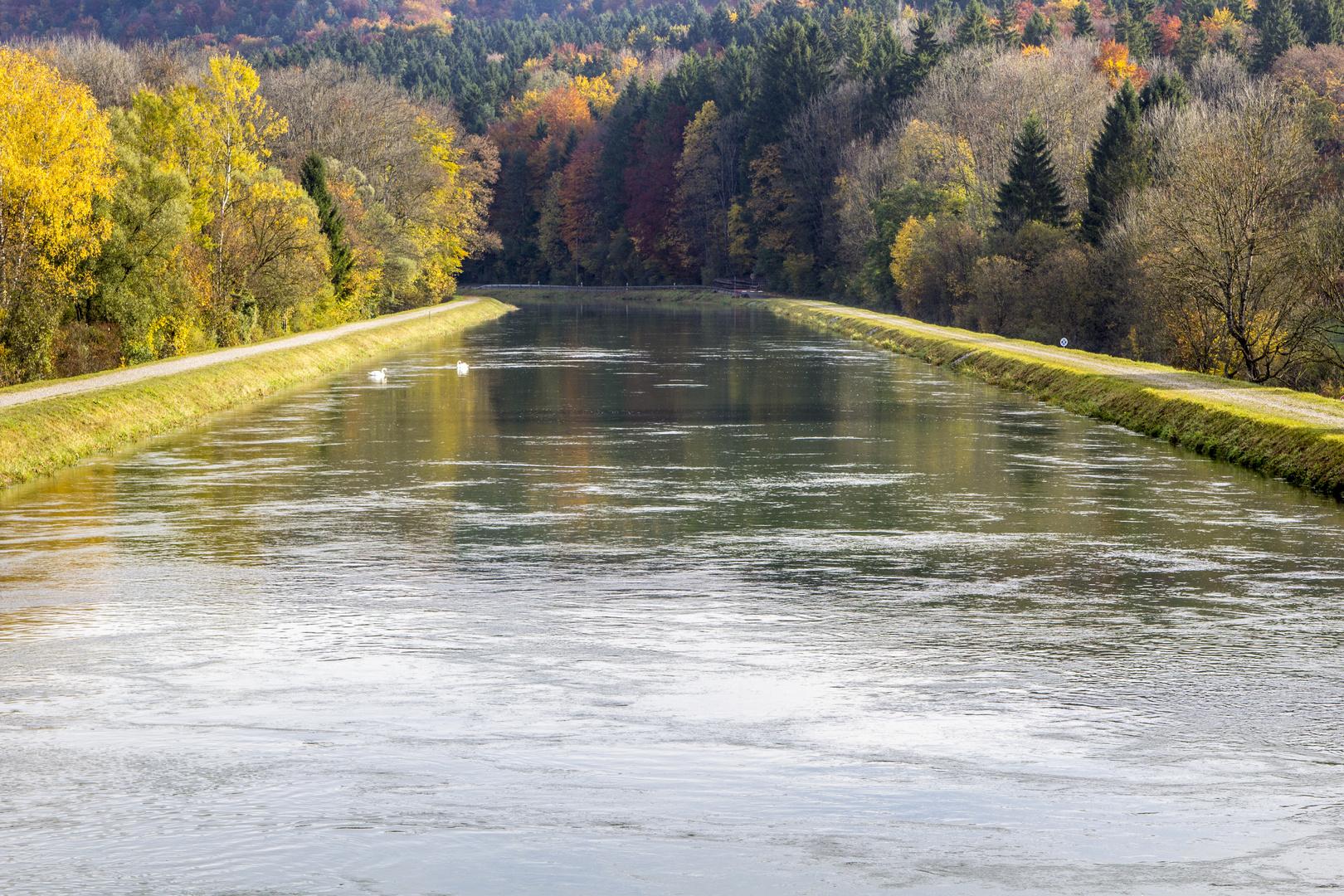 Isarwehrkanal Aumühle