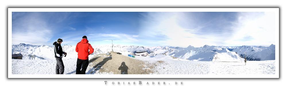 ISCHGL 2009 Palinkopf Panorama
