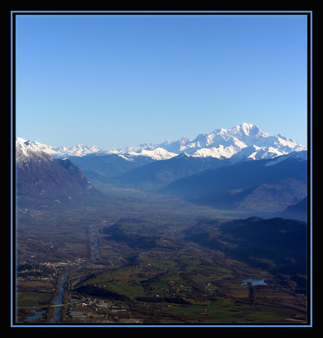 Isère et Mont Blanc