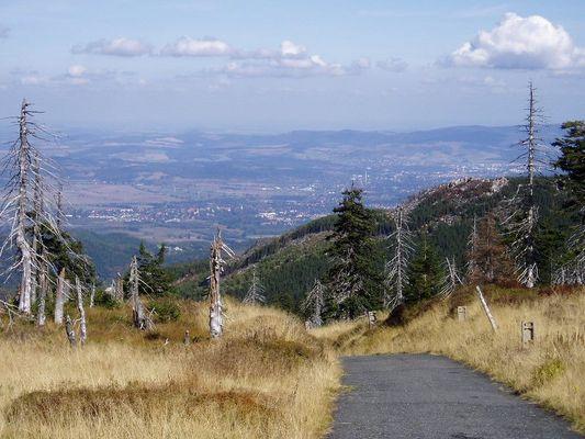 Isergebirge Teil 4 (Spindlermühle)