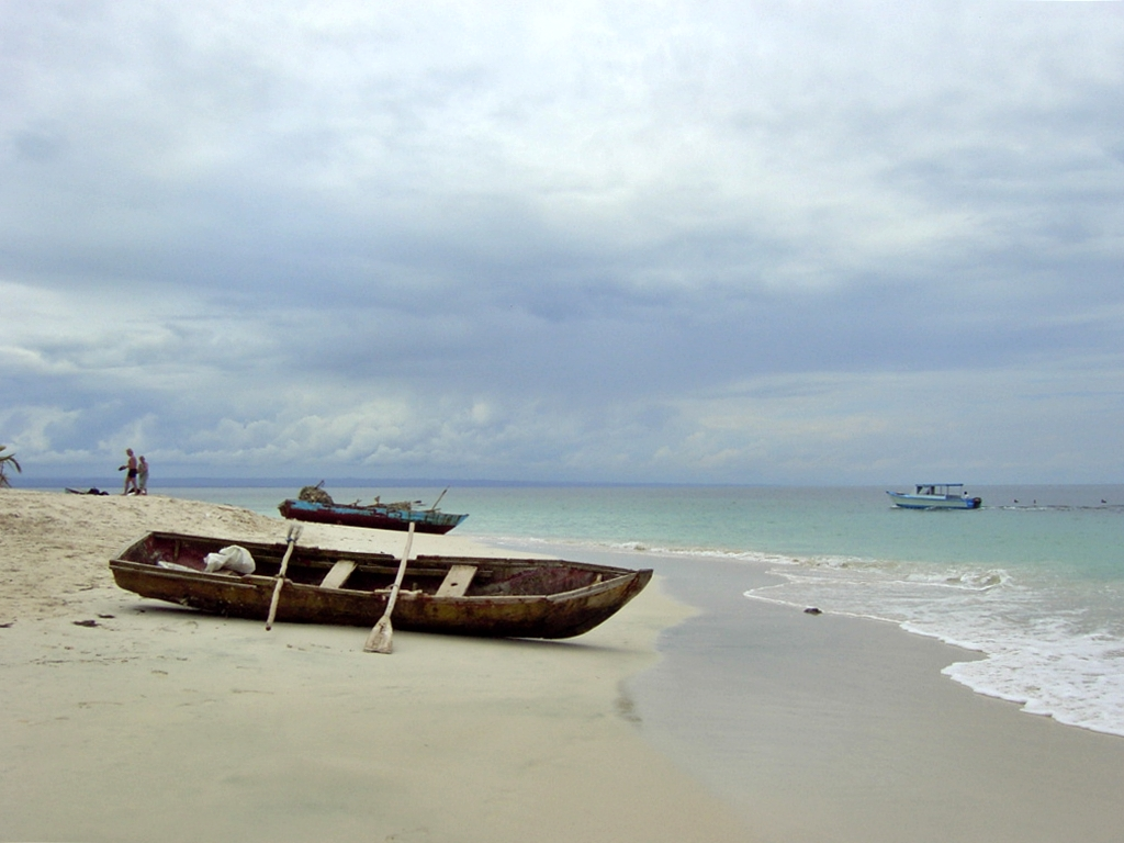 Isla Cayo Levantado