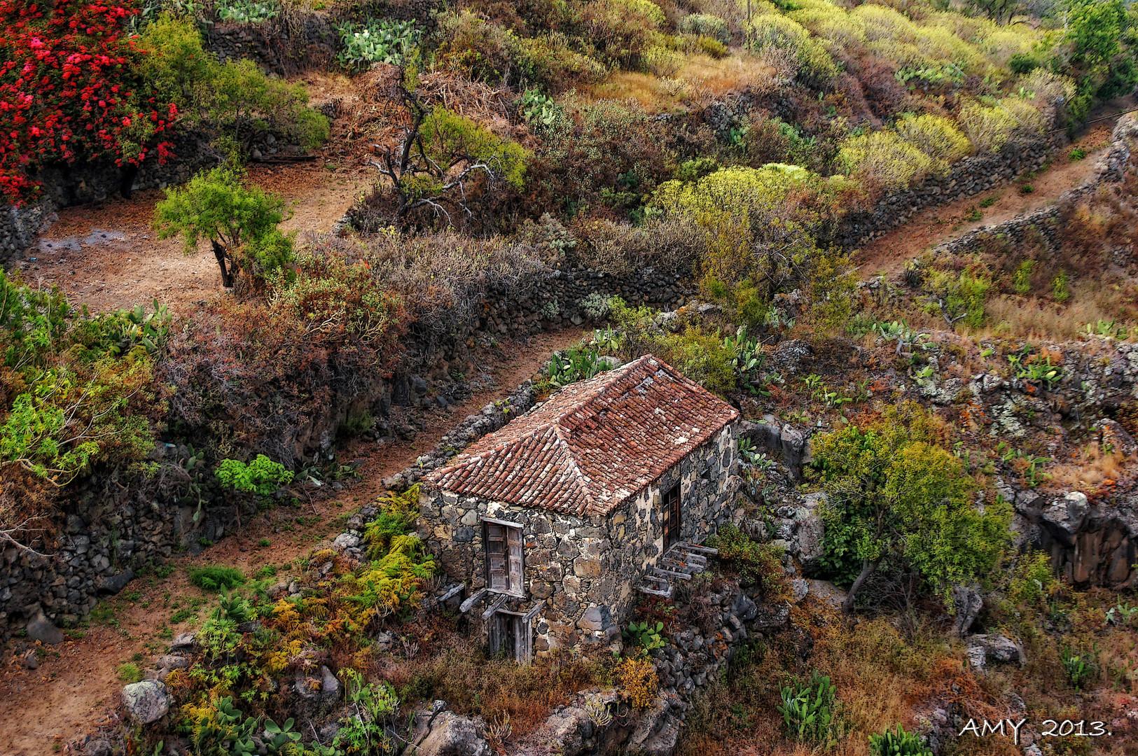 Isla de la palma casa rural canaria imagen - Hotel rural en la palma ...