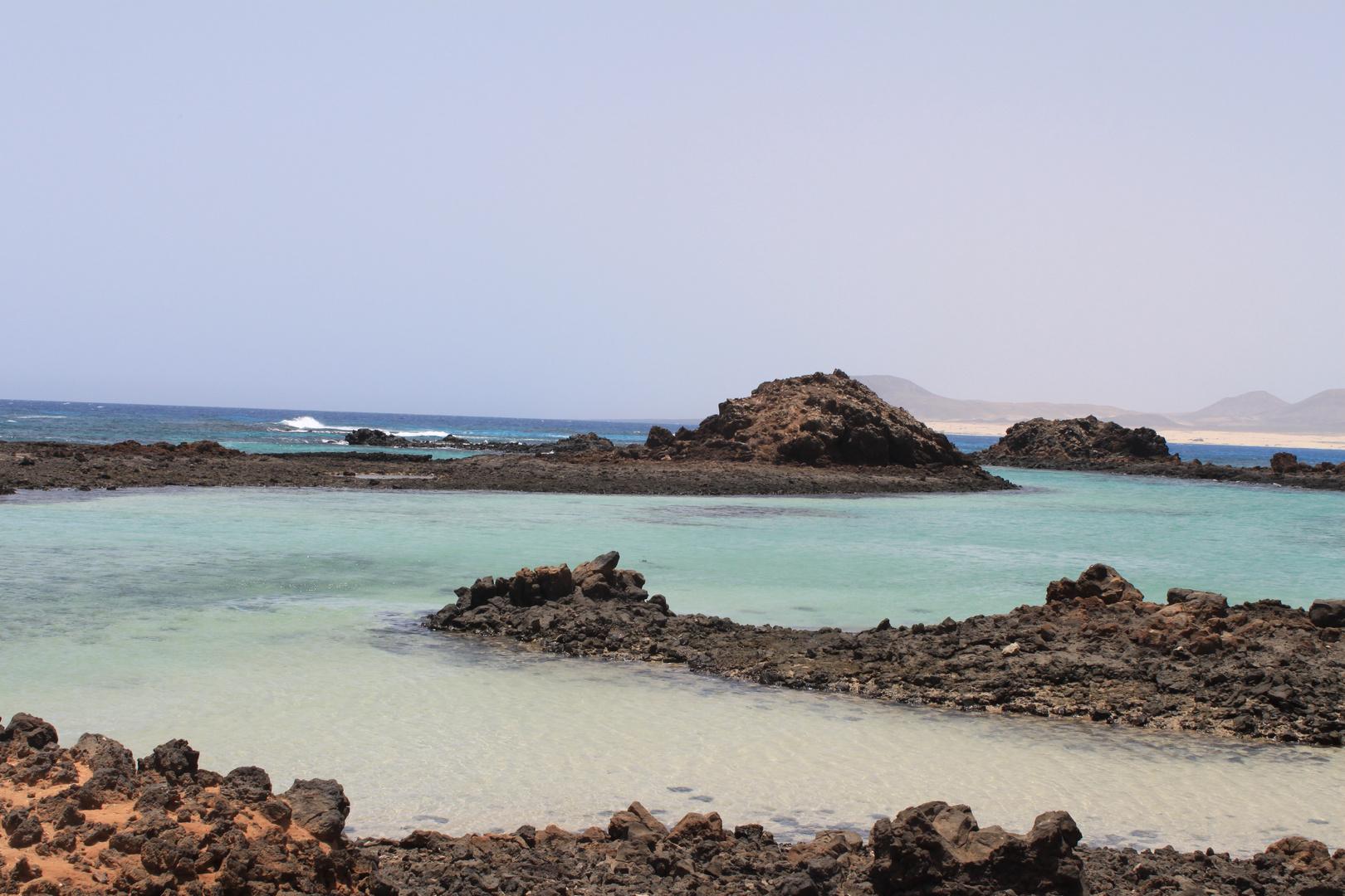 Isla de Lobos,el último paraiso canario