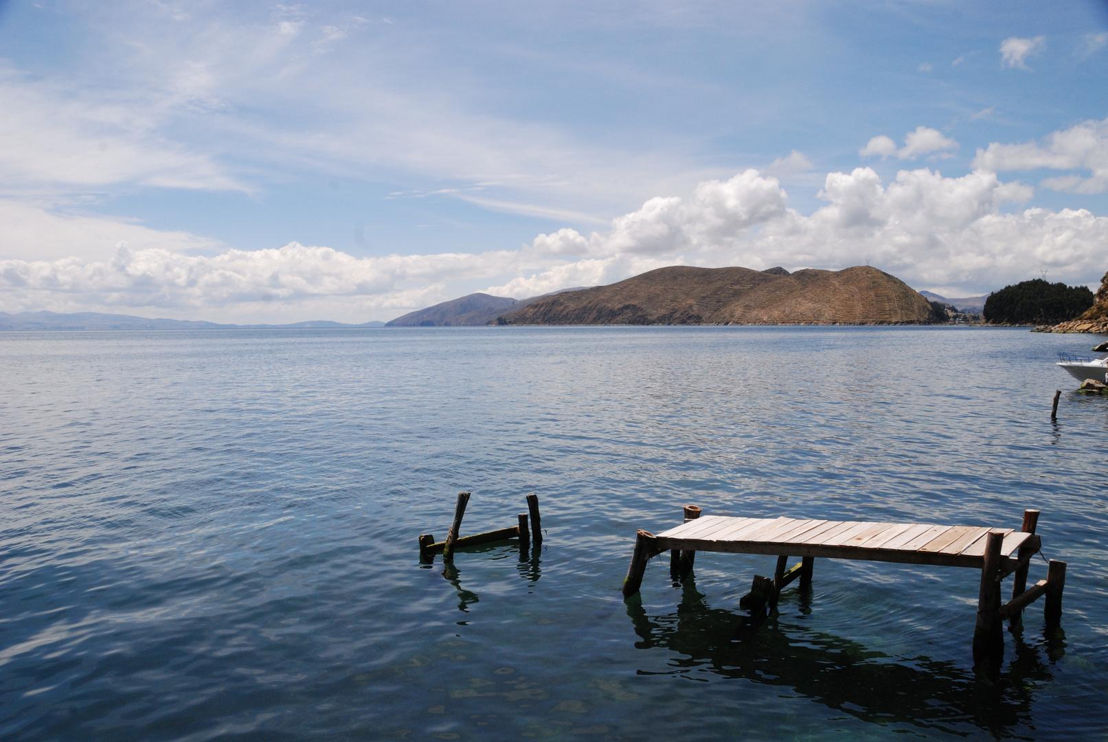 Isla del Sol, Titticacasee