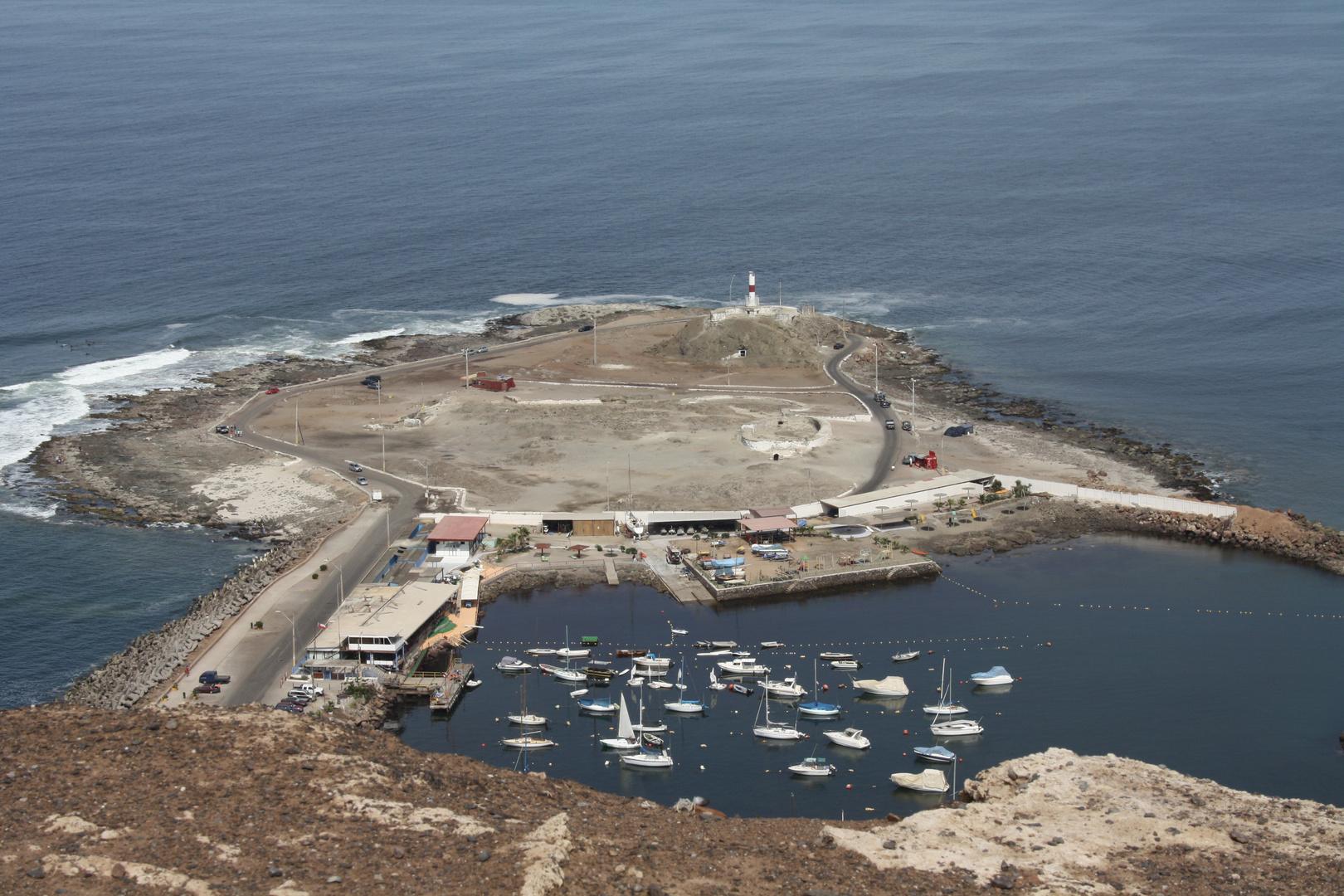 Isla El Alacrán