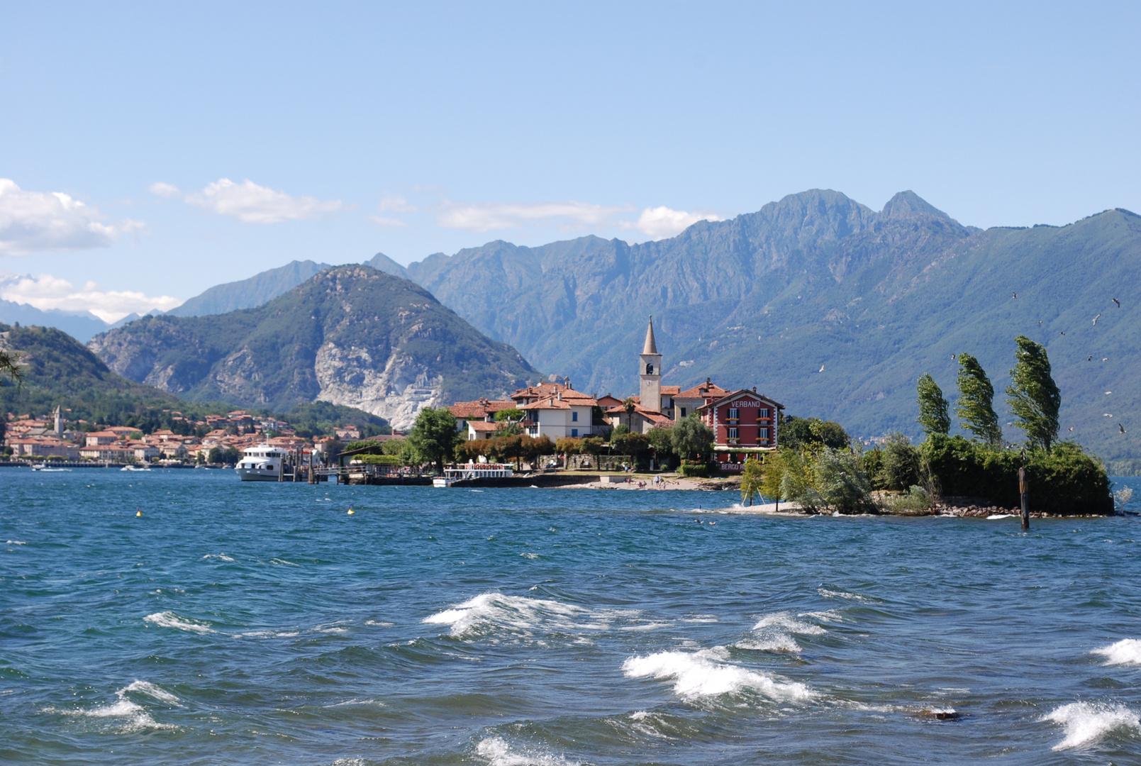 Isla Madre, Lago Maggiore