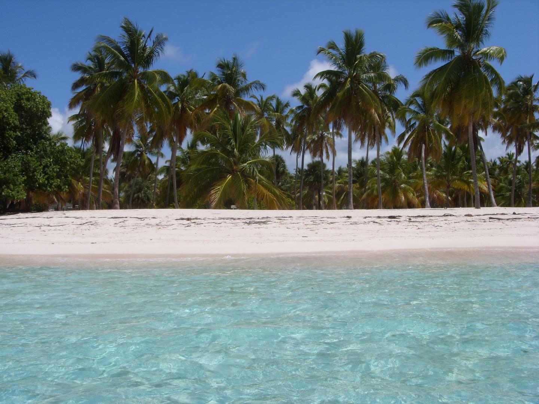 Isla Saona... Caraibi...