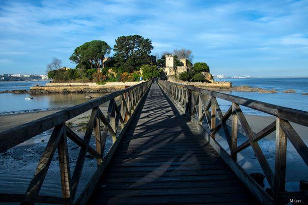 Isla se Sta.Cruz-La Coruña.
